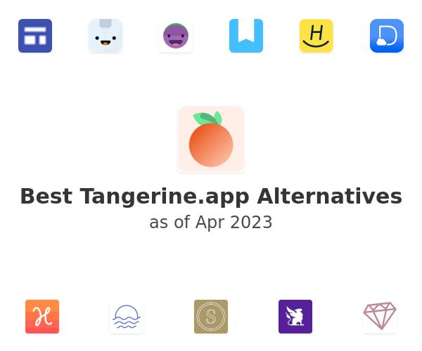 Best Tangerine.app Alternatives