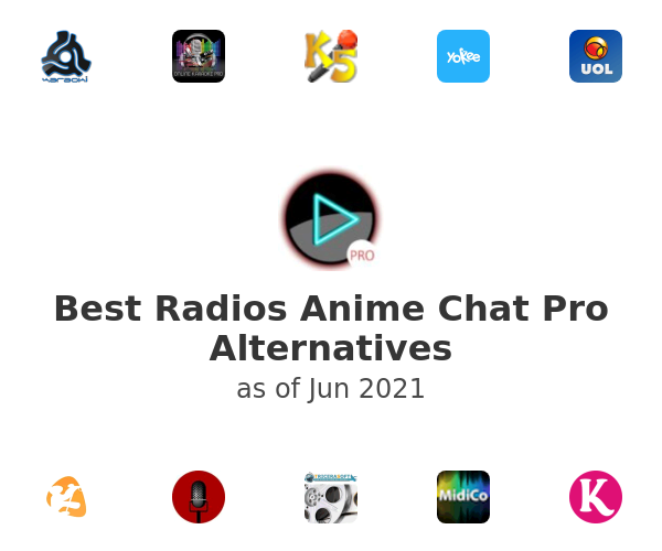 Best Radios Anime Chat Pro Alternatives