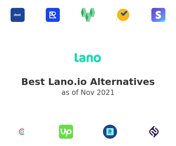 Best Lano.io Alternatives