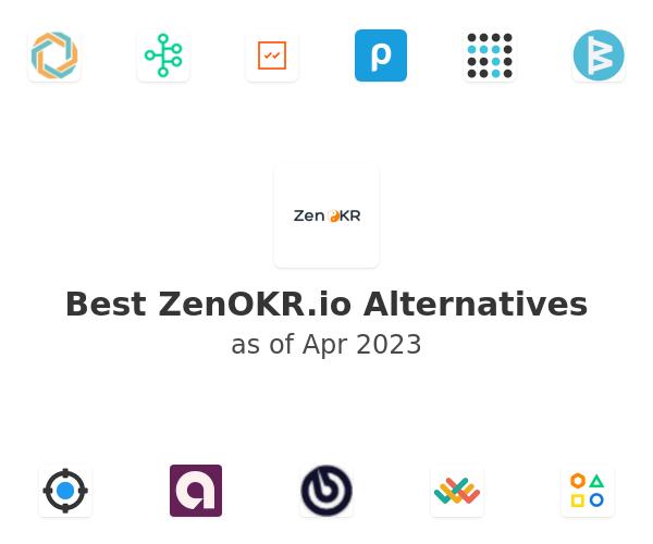 Best ZenOKR.io Alternatives