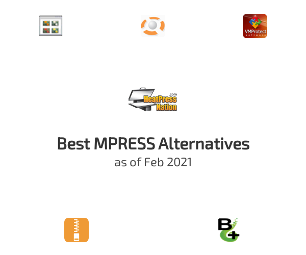 Best MPRESS Alternatives