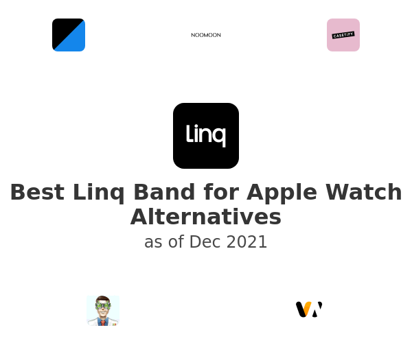 Best Linq Band for Apple Watch Alternatives