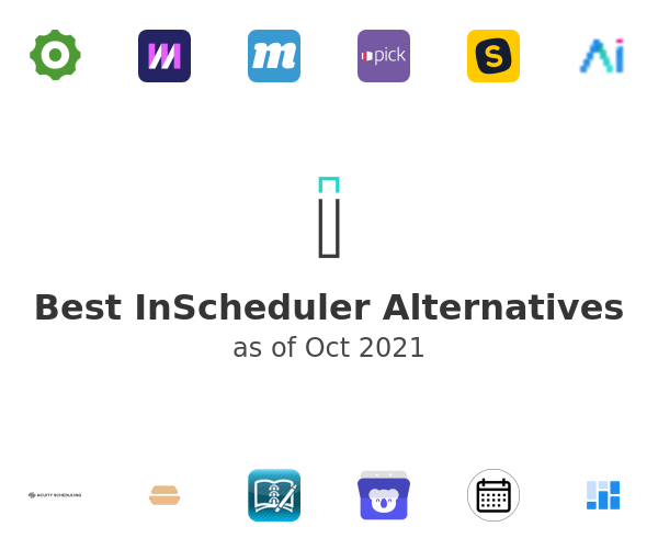 Best InScheduler Alternatives