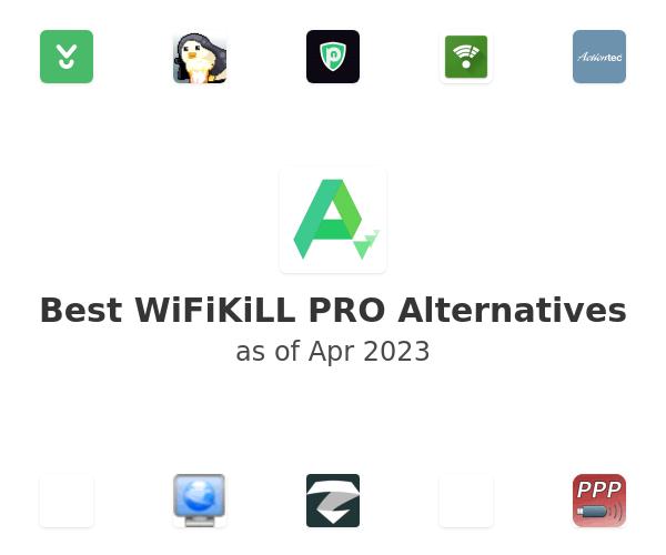 Best WiFiKiLL PRO Alternatives