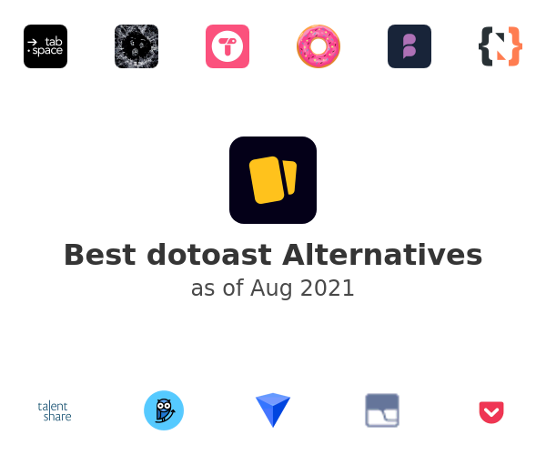 Best dotoast Alternatives