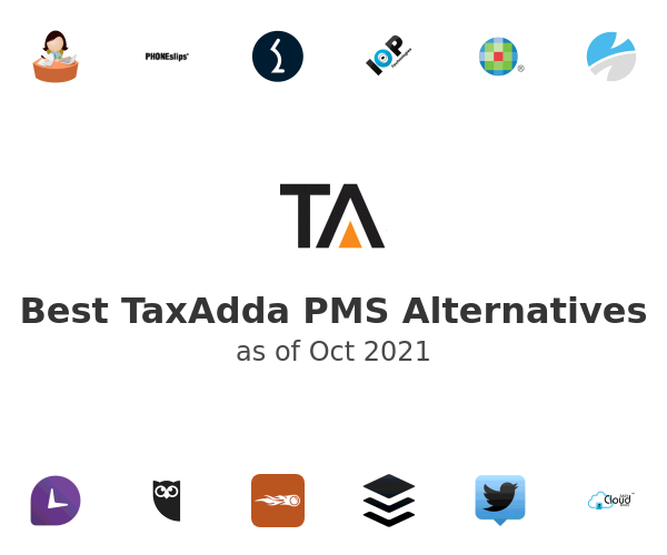 Best TaxAdda PMS Alternatives