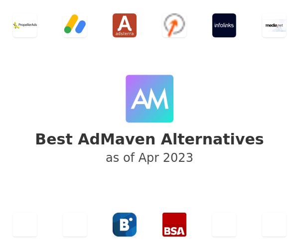 Best AdMaven Alternatives