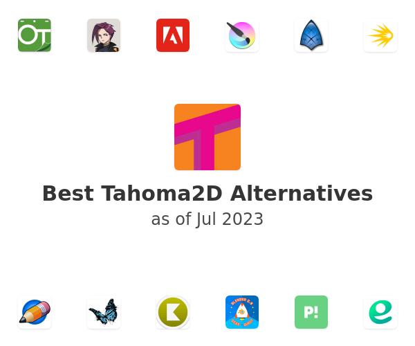 Best Tahoma2D Alternatives