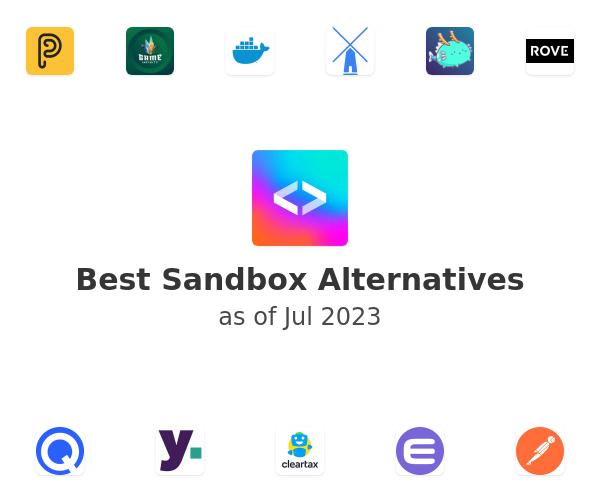 Best Sandbox Alternatives