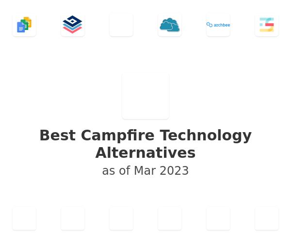 Best Campfire Technology Alternatives