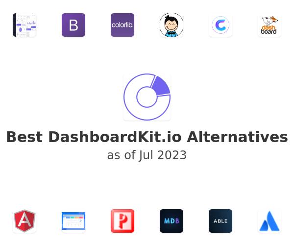 Best DashboardKit.io Alternatives