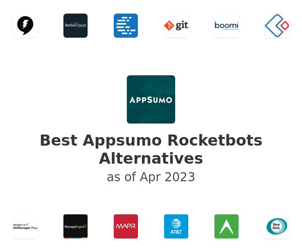 Best Appsumo Rocketbots Alternatives