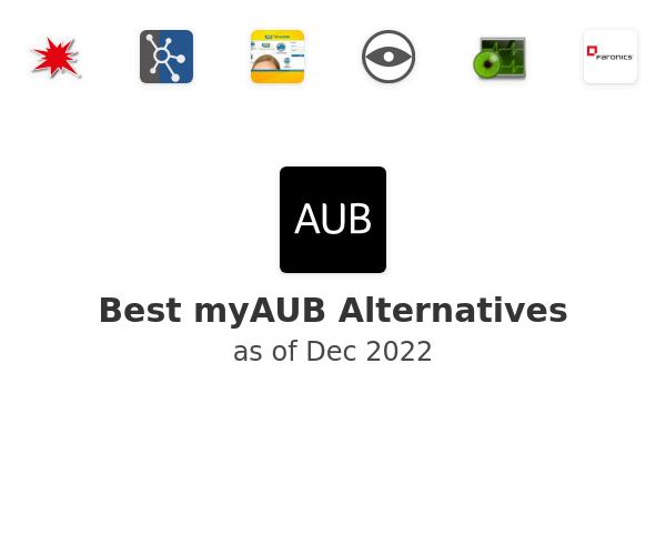 Best myAUB Alternatives