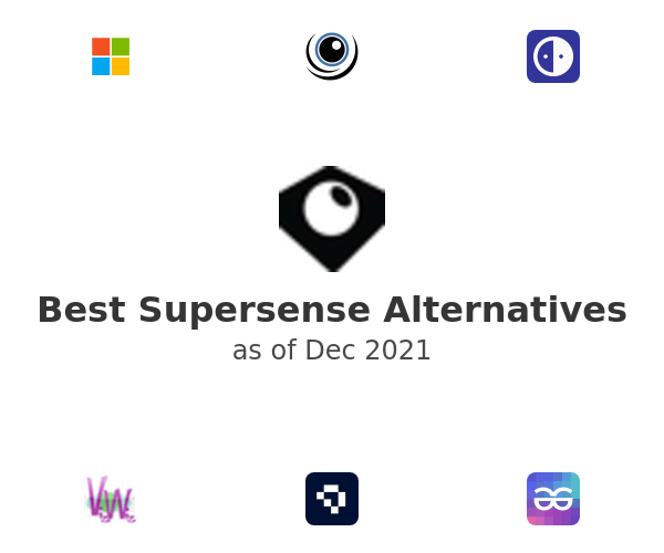 Best Supersense Alternatives
