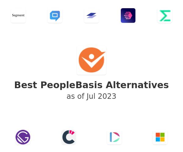 Best PeopleBasis Alternatives