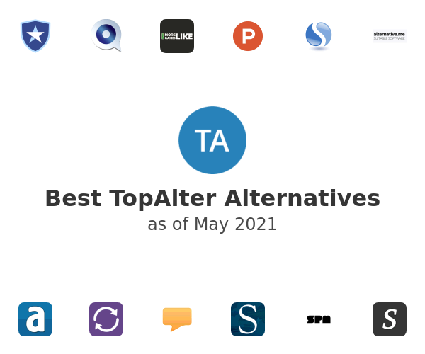 Best TopAlter Alternatives
