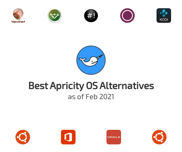 Best Apricity OS Alternatives