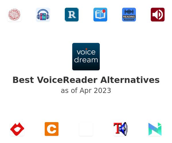 Best VoiceReader Alternatives