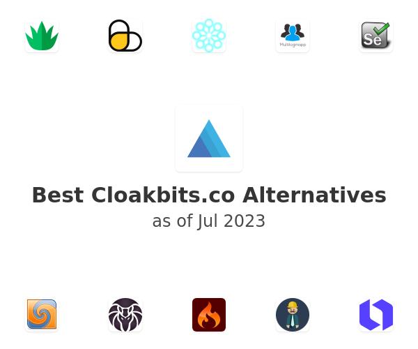 Best Cloakbits.co Alternatives