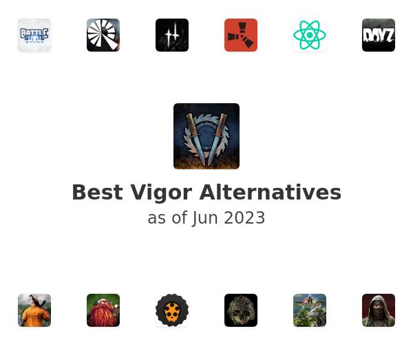Best Vigor Alternatives