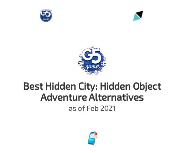 Best Hidden City: Hidden Object Adventure Alternatives