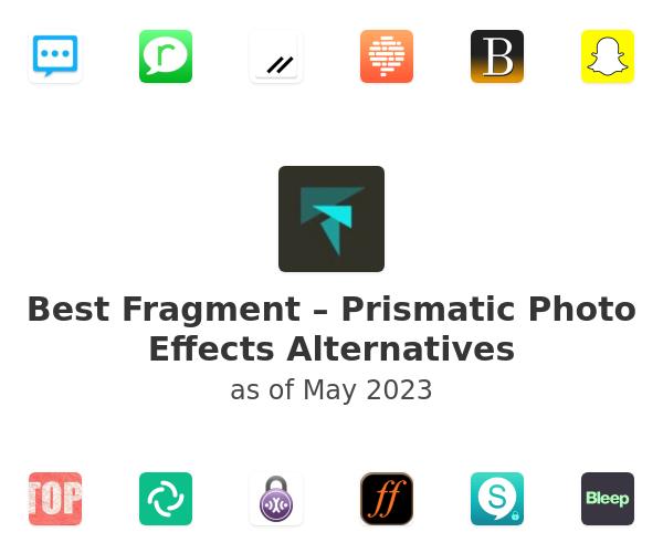 Best Fragment – Prismatic Photo Effects Alternatives