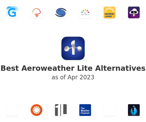 Best Aeroweather Lite Alternatives