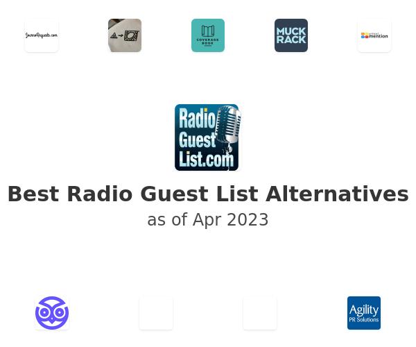 Best Radio Guest List Alternatives