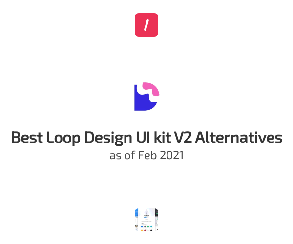 Best Loop Design UI kit V2 Alternatives
