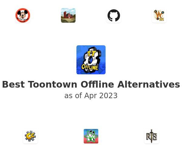 Best Toontown Offline Alternatives