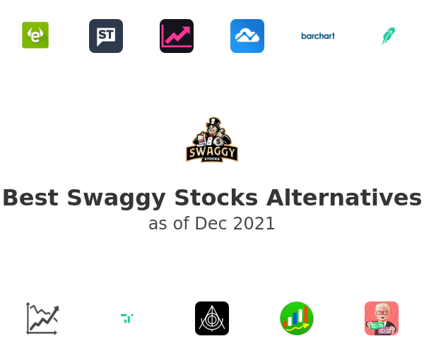 Best Swaggy Stocks Alternatives
