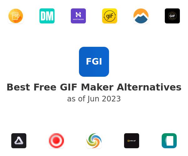 Best Free GIF Maker Alternatives
