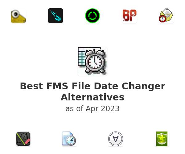 Best FMS File Date Changer Alternatives
