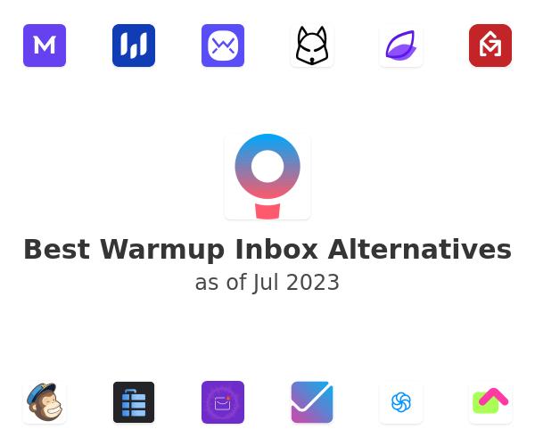 Best Warmup Inbox Alternatives