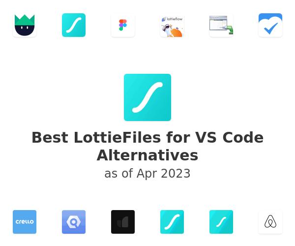 Best LottieFiles for VS Code Alternatives