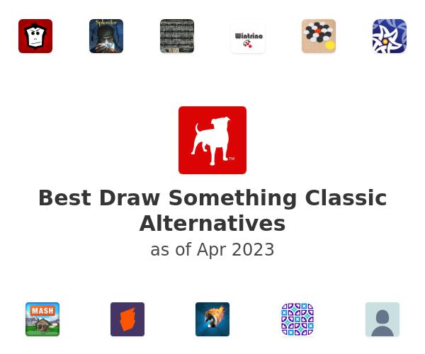Best Draw Something Classic Alternatives