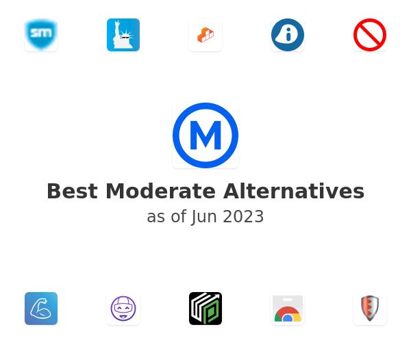 Best Moderate Alternatives