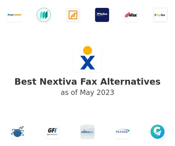 Best Nextiva Fax Alternatives