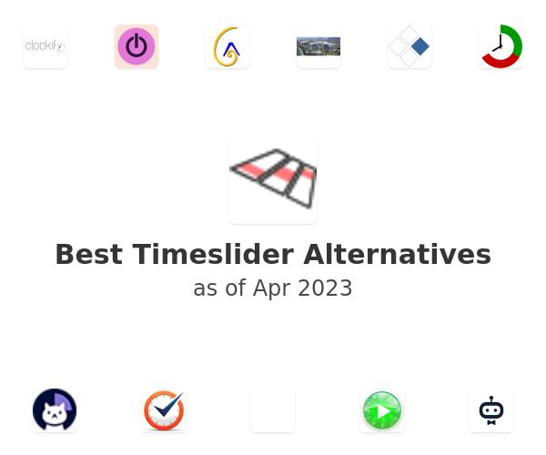 Best Timeslider Alternatives