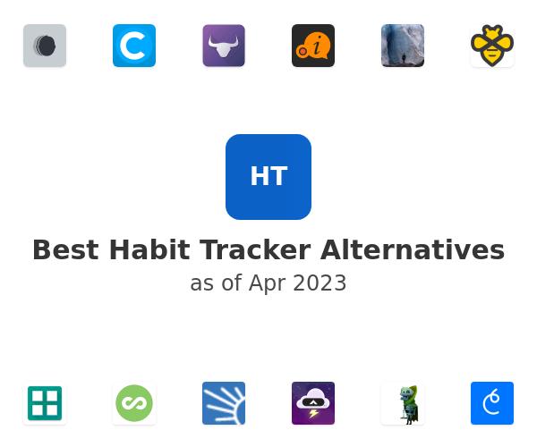 Best Habit Tracker Alternatives