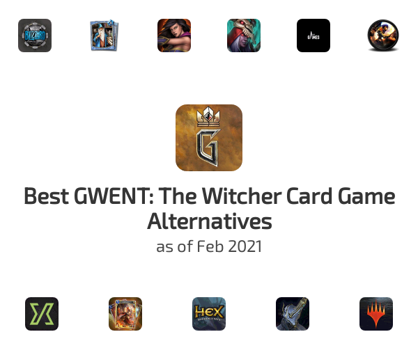 Best GWENT: The Witcher Card Game Alternatives