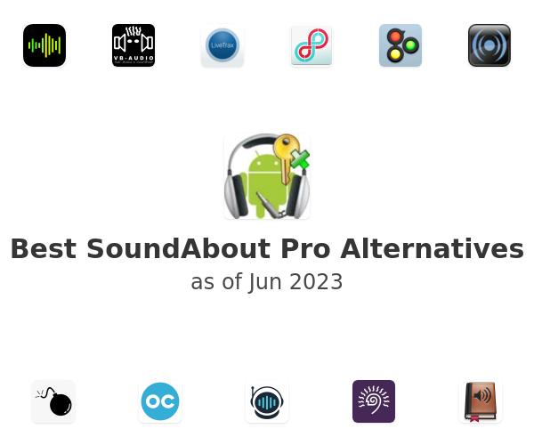 Best SoundAbout Pro Alternatives