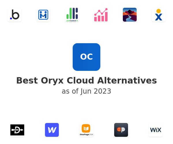 Best Oryx Cloud Alternatives