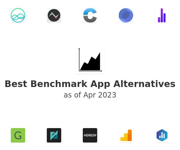 Best Benchmark App Alternatives