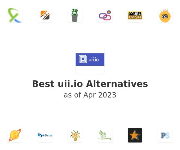 Best uii.io Alternatives