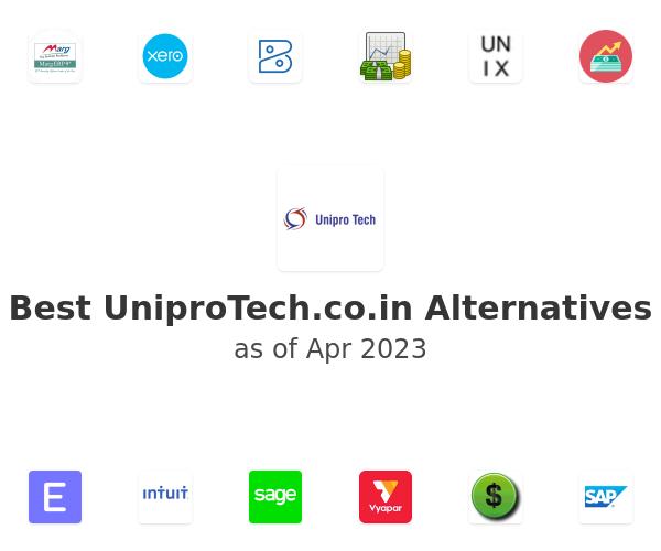Best UniproTech.co.in Alternatives
