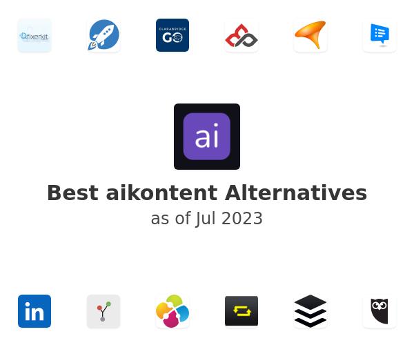 Best aikontent Alternatives