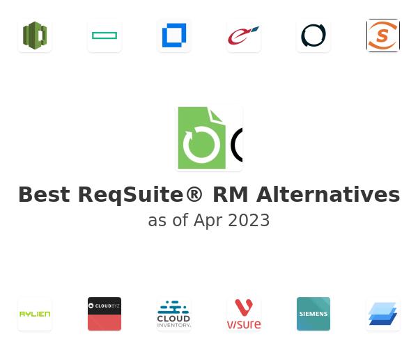 Best ReqSuite® RM Alternatives
