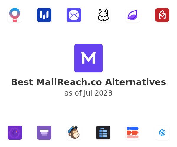 Best MailReach.co Alternatives