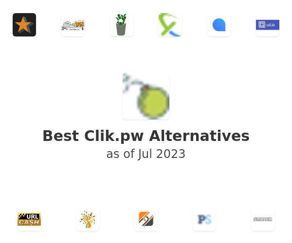 Best Clik.pw Alternatives